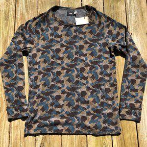 BDG-NWT-Camo Pullover Shirt-Sz XL